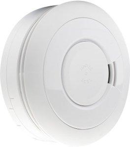 Ei605CRF trådløs seriekoblet optisk røykvarsler