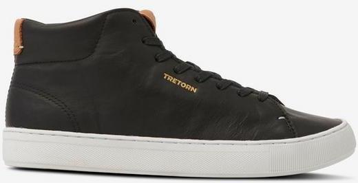 Tretorn Tournament Leather Hi (Unisex)
