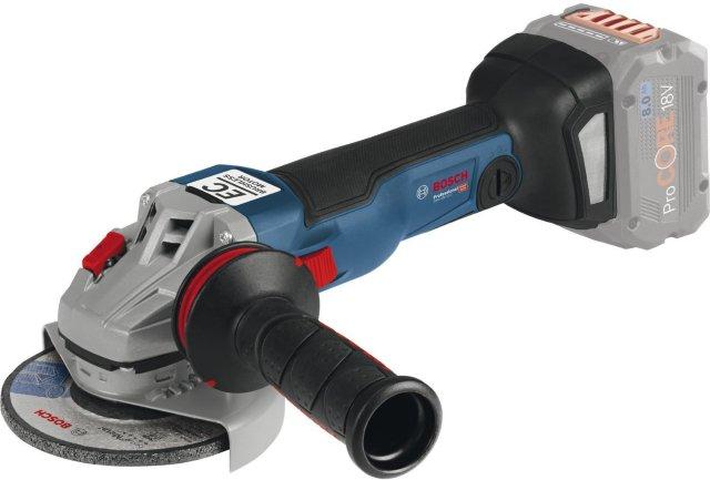 Bosch GWS 18 V-10 C (uten batteri)