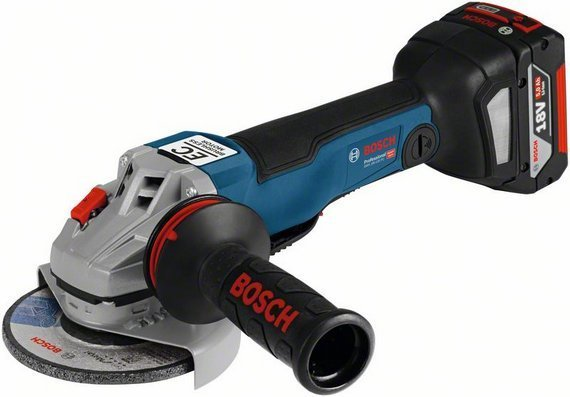 Bosch GWS 18V-10 PC (uten batteri)