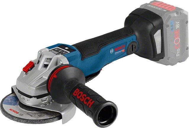 Bosch GWS 18V-10 PSC (uten batteri)