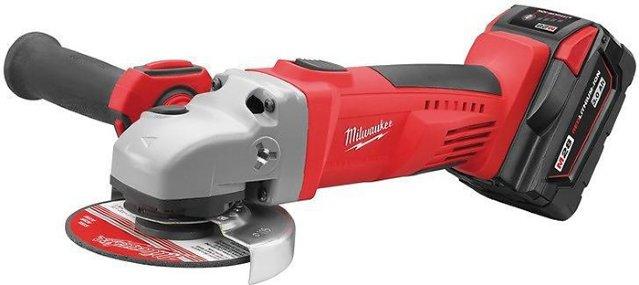 Milwaukee HD28 AG125-502X (2x5,0Ah)