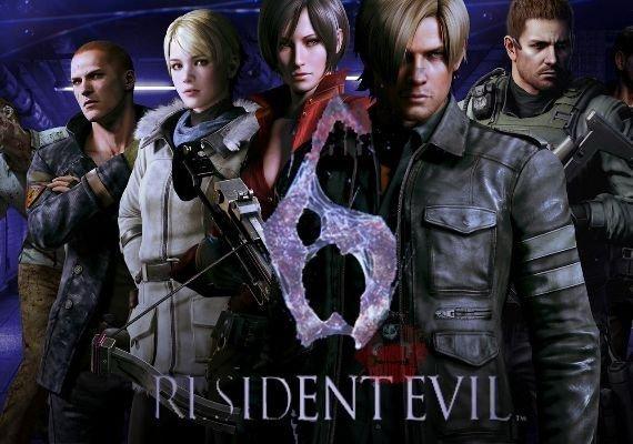 Resident Evil 6 til Switch