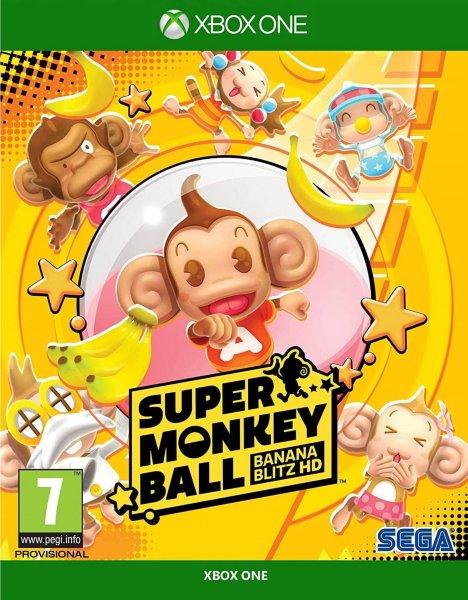 Super Monkey Ball: Banana Blitz HD til Xbox One