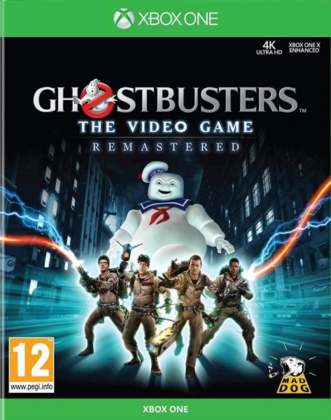 Red Fly Studios Ghostbusters: The Game Remastered