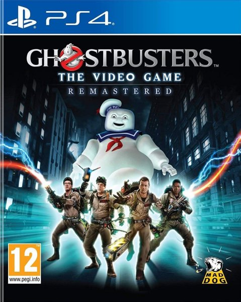 Ghostbusters: The Game Remastered til Playstation 4