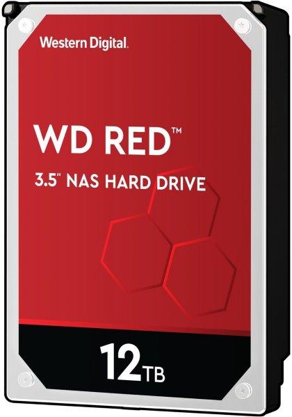 Western Digital Red NAS 12 TB (WD120EFAX)