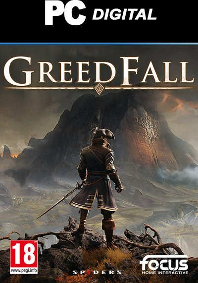 Greedfall til PC
