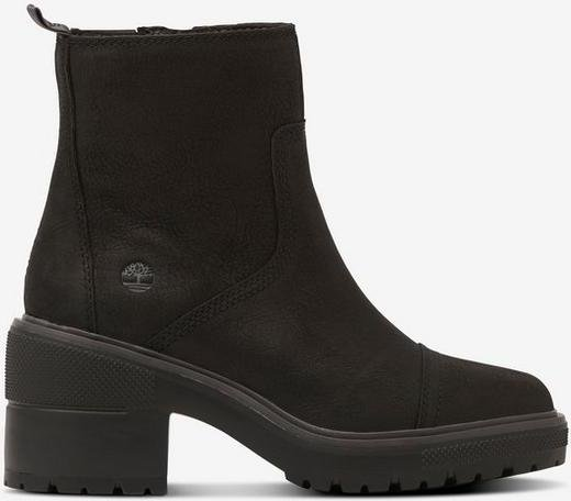 Timberland Silver Blossom Ankle Zip Boots