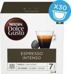 Nescafe Dolce Gusto Espresso Intenso 30 stk
