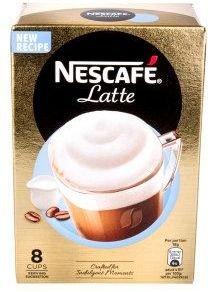 Nescafe Latte 8 kopper