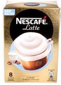 Nescafe Latte 8 kopper 6 pakker