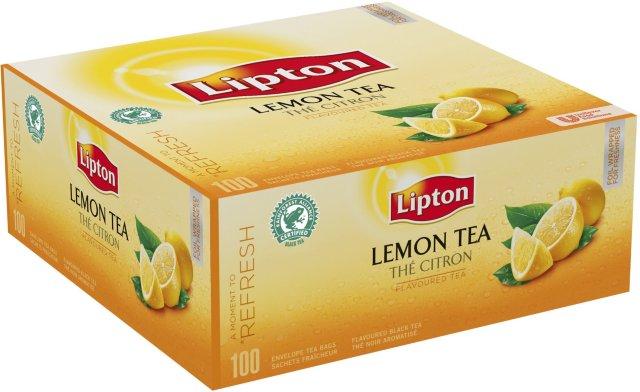 Lipton Sitron 100 stk