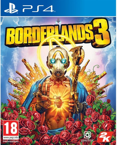 Borderlands 3 til Playstation 4