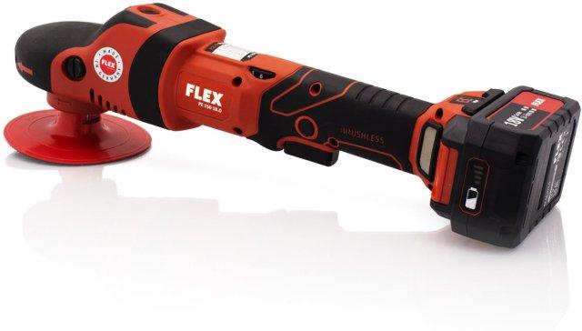 Flex PE 150 18,0-EC (2x5,0Ah)