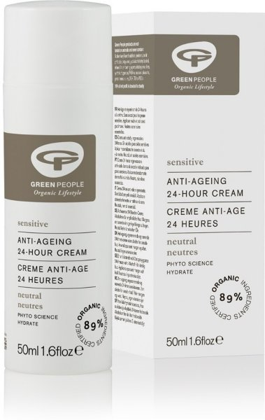 Green People Anti-Ageing 24-Hour Cream Neutral