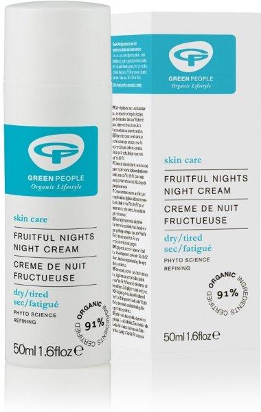 Green People Fruitful Nights Night Cream