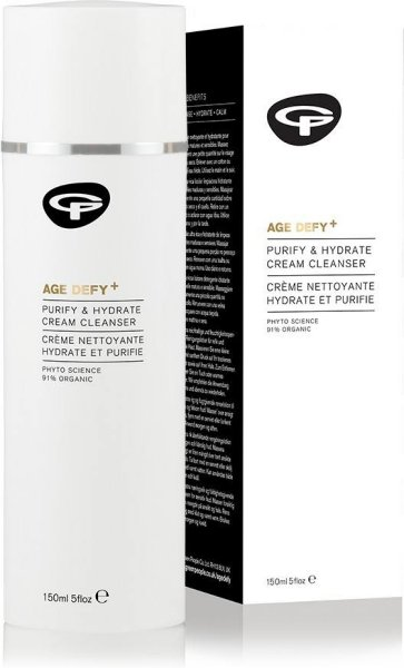Green People Age Defy Cream Cleanser