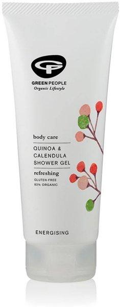 Green People Quinoa & Calendula Shower Gel 200ml