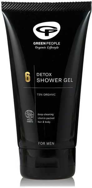 Green People No. 6 Detox Shower Gel 200ml