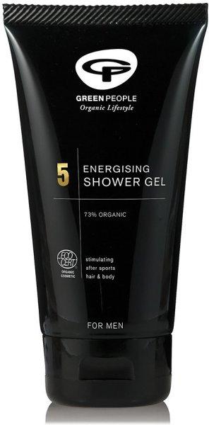 Green People No. 5 Energising Shower Gel 200ml
