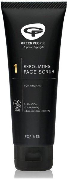 Green People No. 1 Exoliating Face Scrub