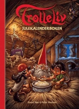 Trolleliv  julekalenderboken
