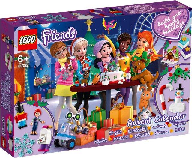 LEGO Friends 41382 Adventskalender