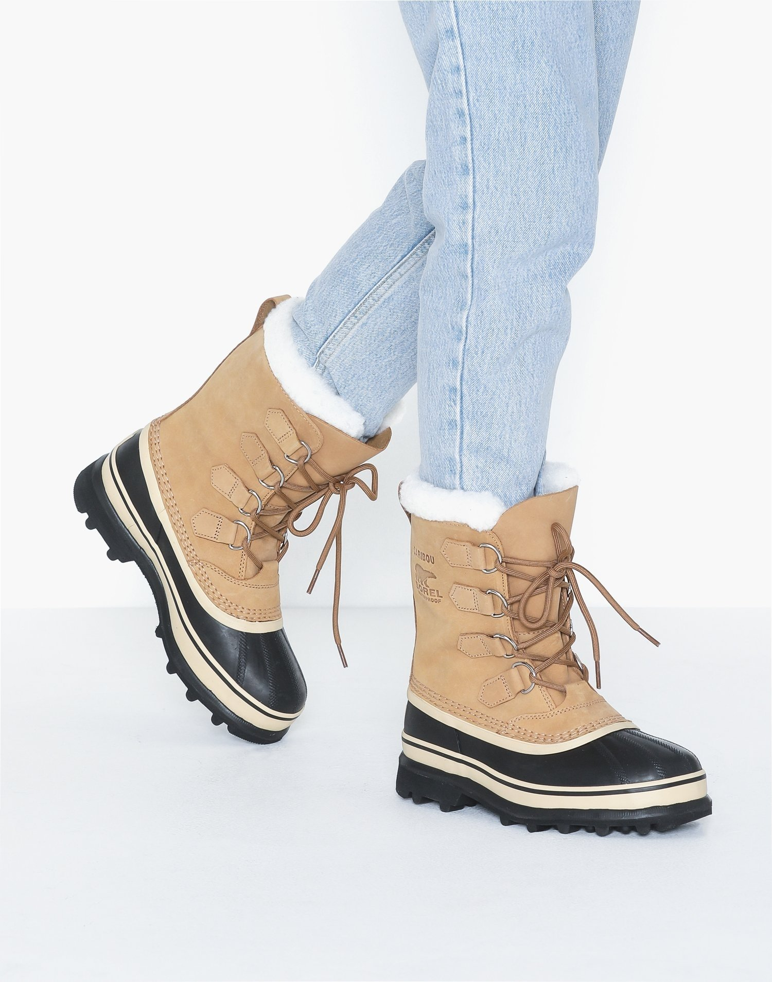 Blackstone Vinterstøvler Damer Brun Sko Støvler Billigste