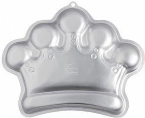Wilton Kakeform krone