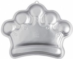 Kakeform krone