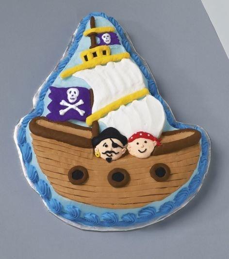 Wilton Kakeform piratbåt