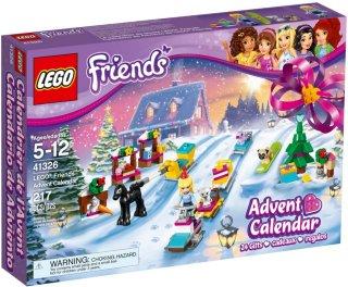 Friends 41326 adventskalender