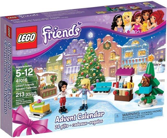 LEGO Friends 41016 adventskalender