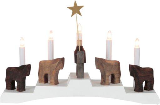Star Trading Staffans Fålar adventsstake