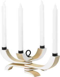 Nordic Light 4-armet lysestake