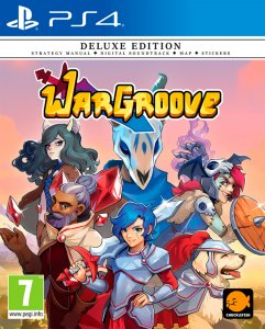 Wargroove til Playstation 4