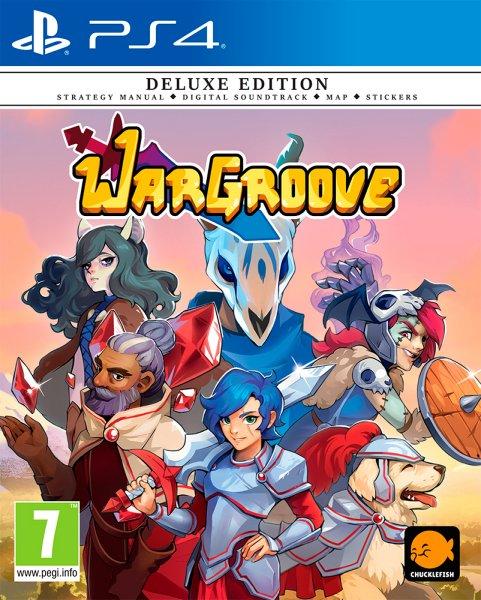 Wargroove til Playstation 4