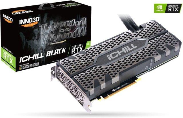 Inno3D GeForce RTX 2070 Super 8GB iChill Black