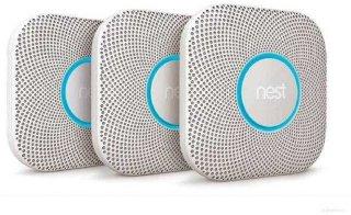 Nest Protect Wi-Fi røykvarsler 3 stk