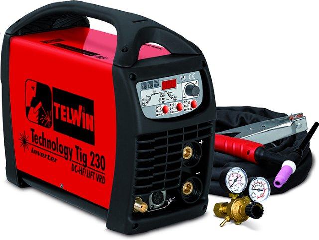 Telwin Technology Tig 230 DC/HF/LIFT