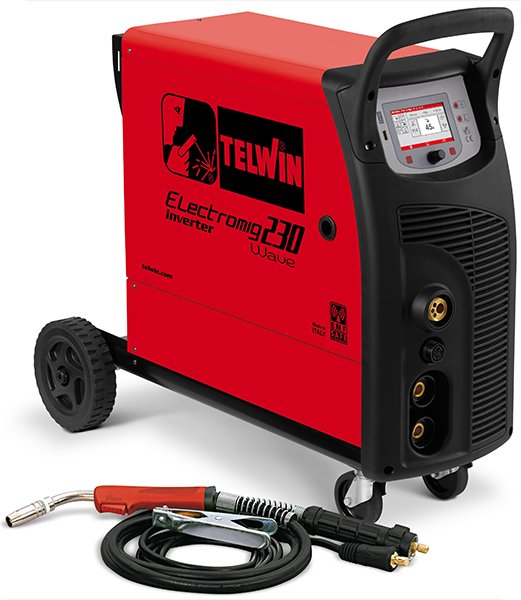 Telwin Electromig 230 Wave