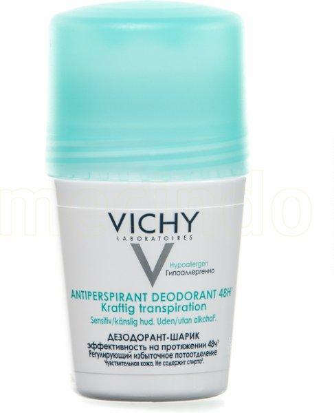 Vichy 48Hr Anti-Perspirant Treatment 50ml