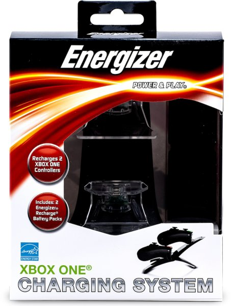 Energizer 2x Charger System Xbox ONE