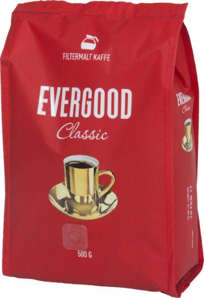 Evergood Classic filtermalt 500g 12 poser