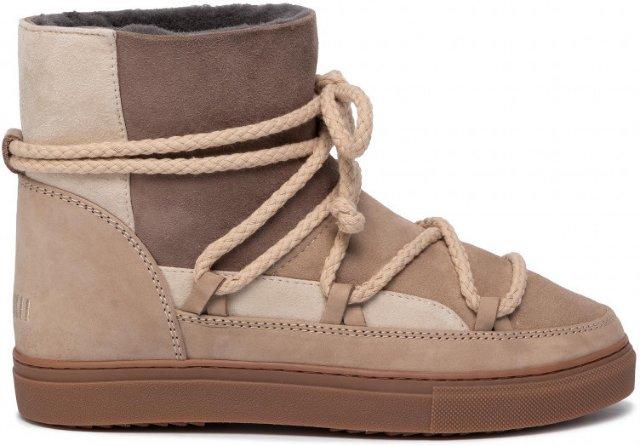 Inuikii Sneaker Patchwork (Dame)