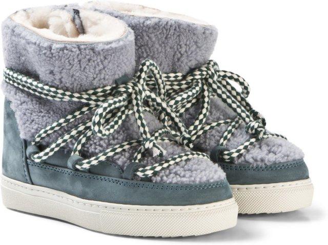 Inuikii Sneaker Curly (Barn)