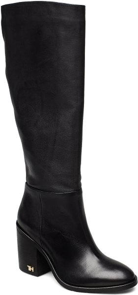 Tommy Hilfiger Mono Color Longboot