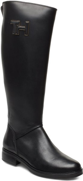 Tommy Hilfiger Essential Leather Longboot