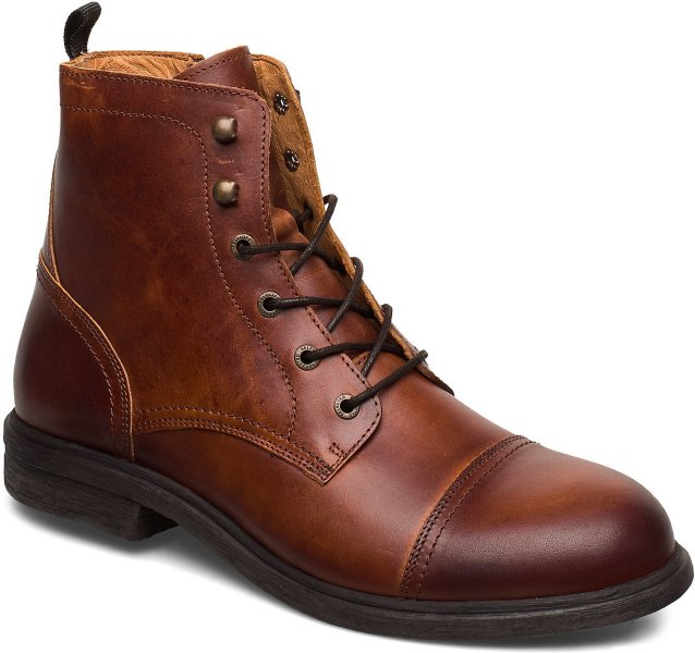Selected Homme Terrel Leather Boot